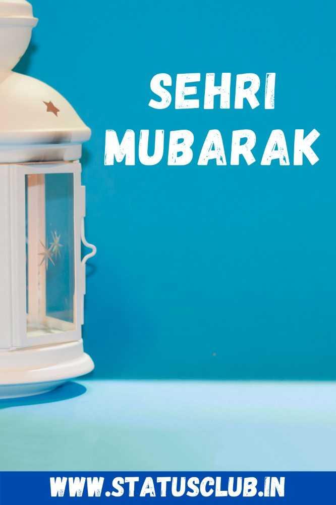 Sehri Mubarak Images Download forr Whatsapp