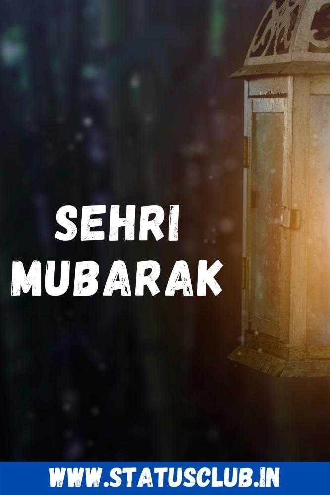 Sehri Mubarak HD Images Free Download 2021