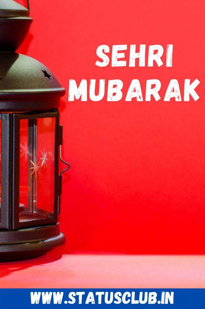 Sehri Mubarak Wishes Images Download
