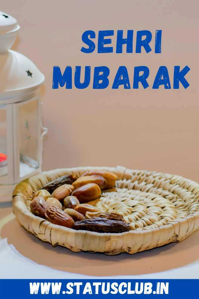 Sehri Images for Whatsapp